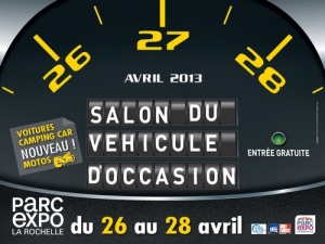 salon du vehicule d 39 occasion parc expositions. Black Bedroom Furniture Sets. Home Design Ideas